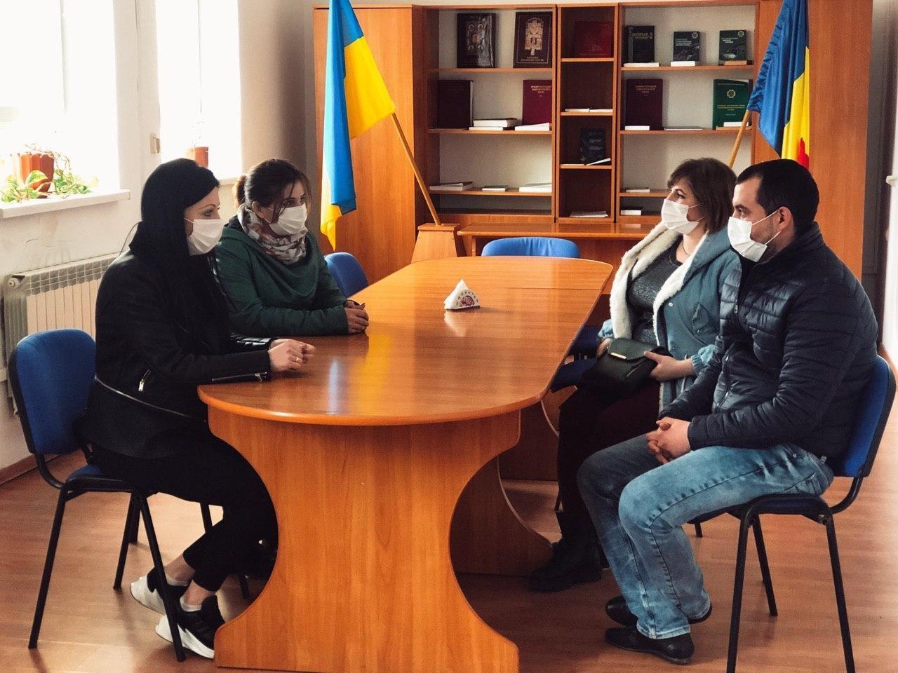 """Навчання: на КПП """"Солотвино"""" 4 людей перевіряють на ознаки коронавірусу, фото-2"""