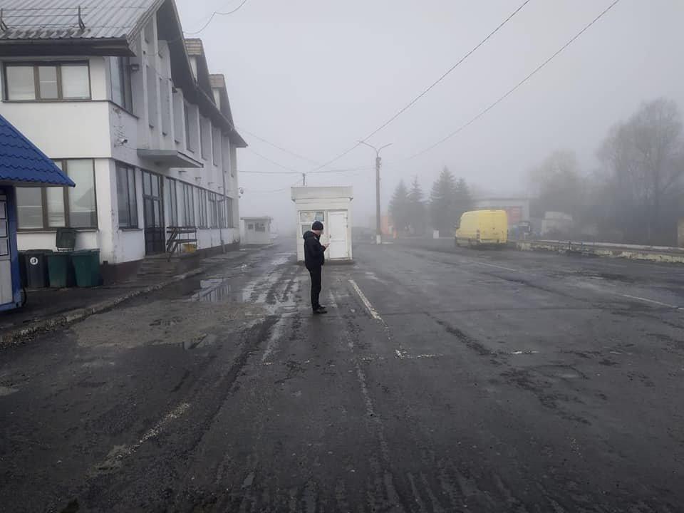 """""""На кордоні - гуляє вітер"""": В мережі показали, як зараз виглядають КПП на Закарпатті (ФОТОФАКТ), фото-2"""