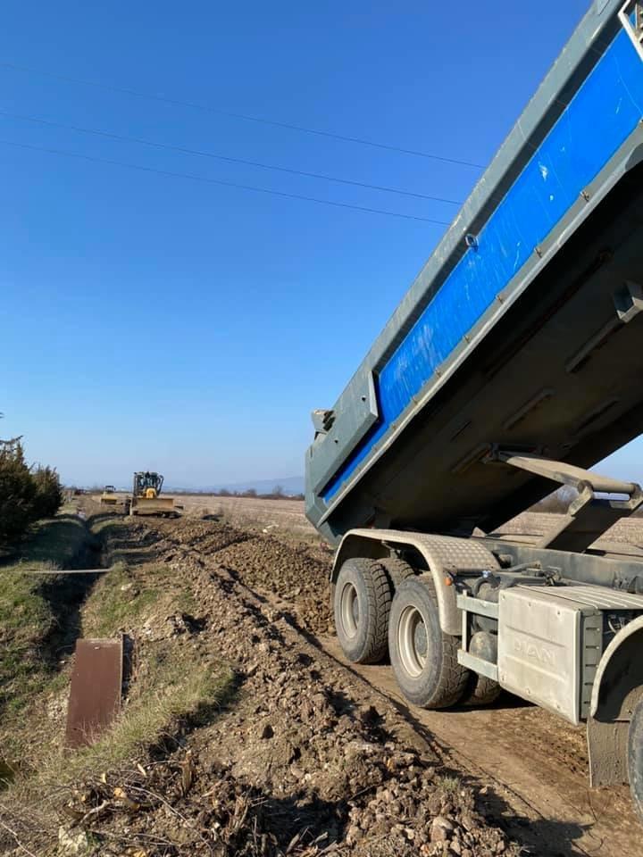 У Часлівцях на одній з вулиць розпочався ремонт дороги (ФОТО), фото-1