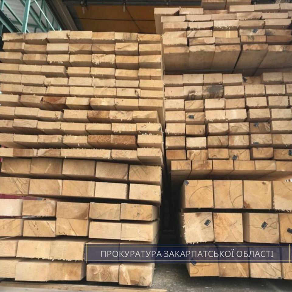 Незаконний експорт: викрито схему контрабандного вивезення закарпатської деревини за кордон (ФОТО), фото-3