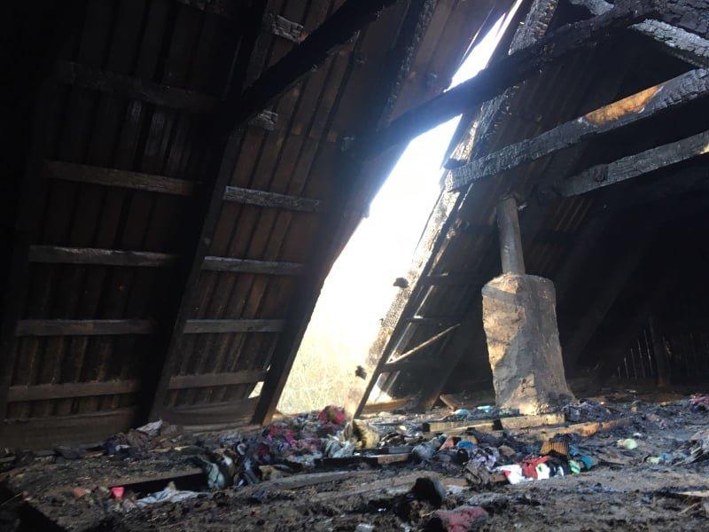 На Закарпатті у вогні ледь не загинули шестеро дітей (ФОТО), фото-3