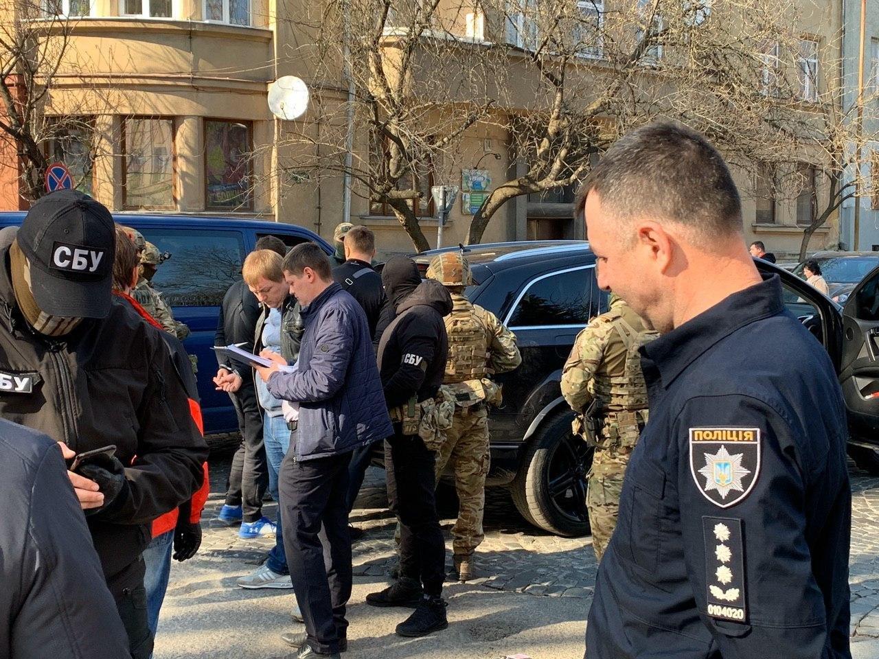 В Ужгороді СБУ затримала Євгена Дребітка: попередньо за вимагання (ФОТО, ВІДЕО), фото-6