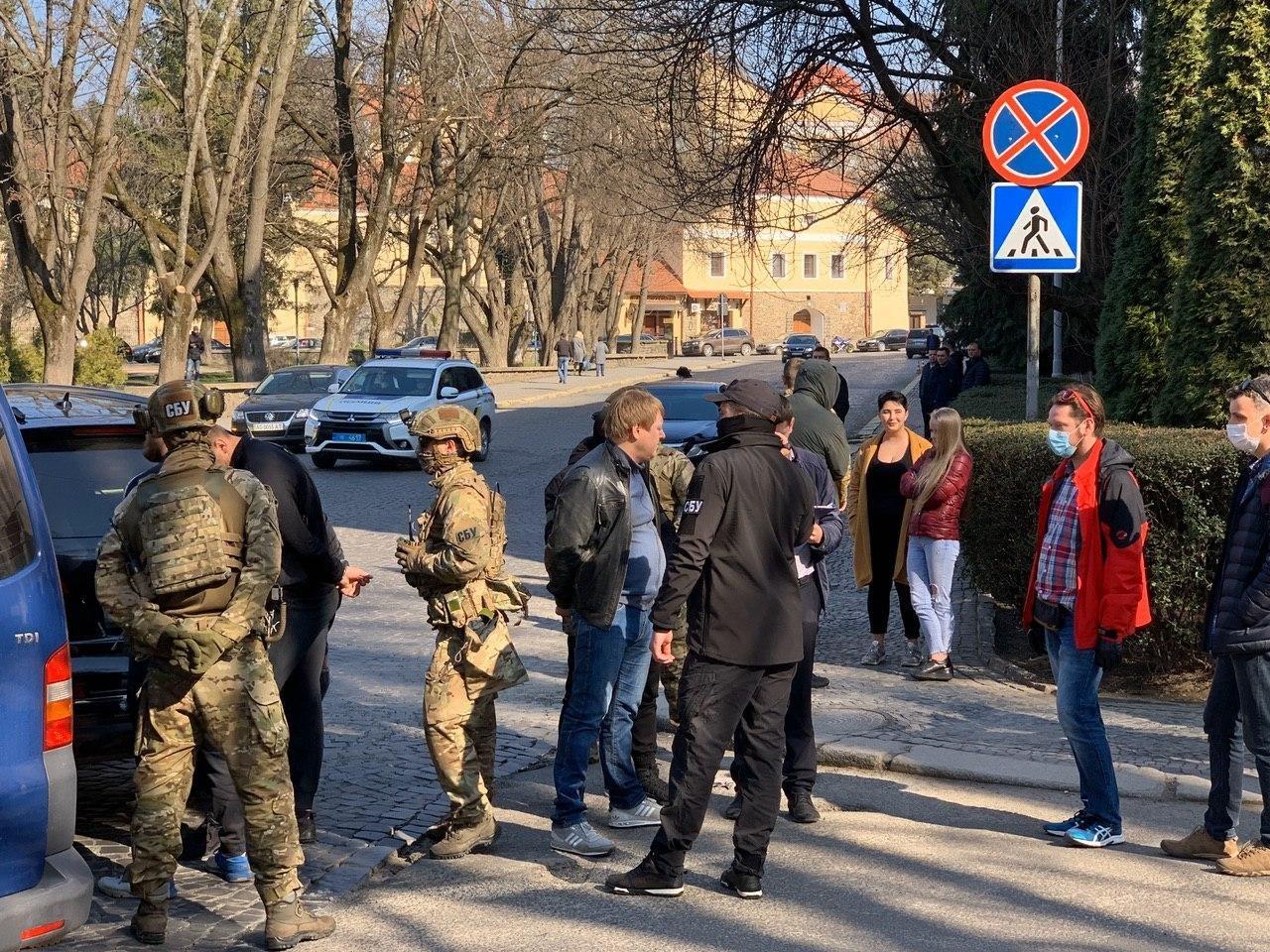 В Ужгороді СБУ затримала Євгена Дребітка: попередньо за вимагання (ФОТО, ВІДЕО), фото-5