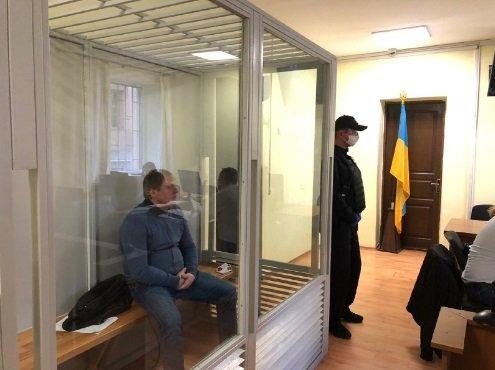 В Ужгороді обирають запобіжний захід Євгену Дребітку, затриманому за вимагання та хуліганство (ФОТО), фото-2
