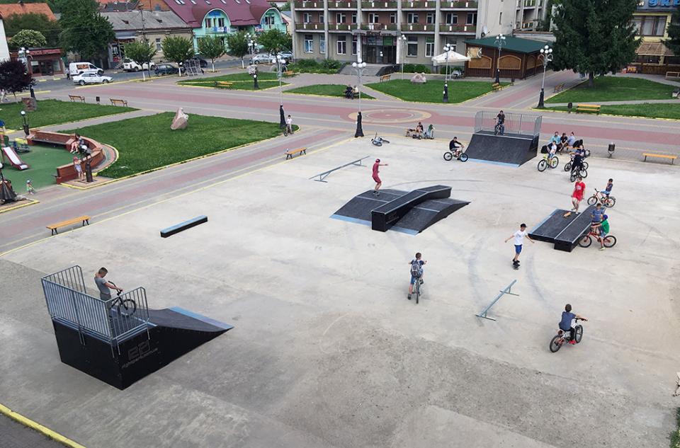 Кімнати матері й дитини та скейт-парки: ужгородці просять зробити місто комфортнішим (ФОТО), фото-2