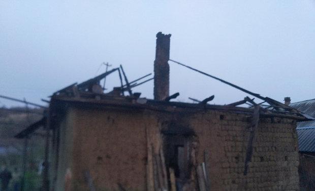 Моторошна трагедія: неподалік Ужгорода у пожежі згоріли двоє пенсіонерів (ФОТО), фото-1