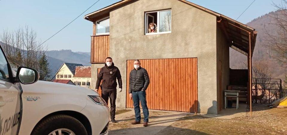 Чи дотримуються режиму самоізоляції ті, хто повернулися з-за кордону: на Закарпатті тривають перевірки (ФОТО), фото-6