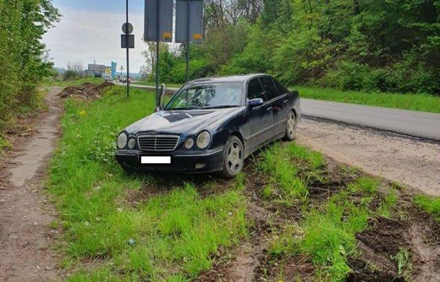 Смертельна ДТП: на Закарпатті «Mercedes» збив велосипедиста (ФОТО), фото-2