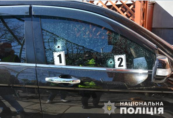 Розстріл валютника на Закарпатті: поліція затримала одного з нападників (ВІДЕО), фото-1