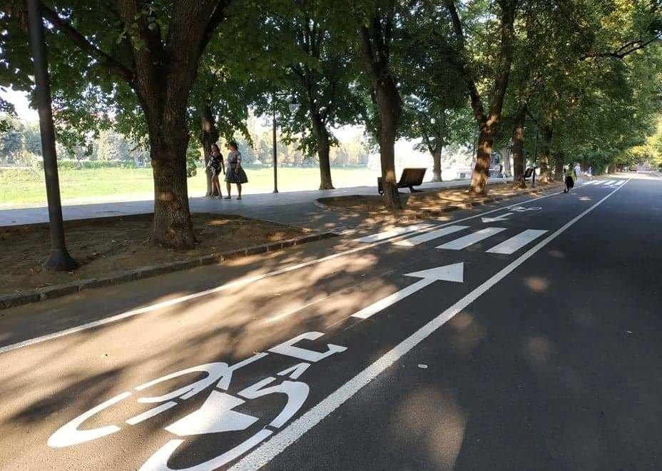 В Ужгороді облаштують велосипедну інфраструктуру та запрацює громадський велопрокат (ФОТО), фото-2