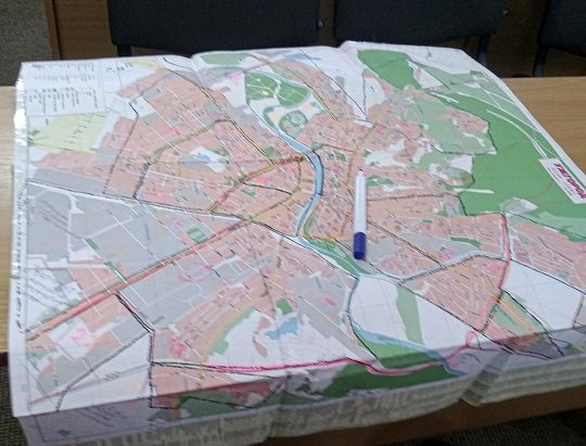 В Ужгороді облаштують велосипедну інфраструктуру та запрацює громадський велопрокат (ФОТО), фото-3
