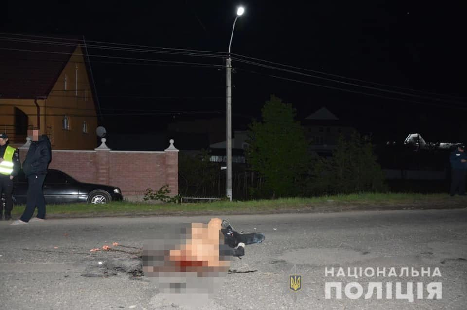 26-річний закарпатець на вантажівці насмерть збив чоловіка і втік з місця ДТП (ФОТО), фото-1