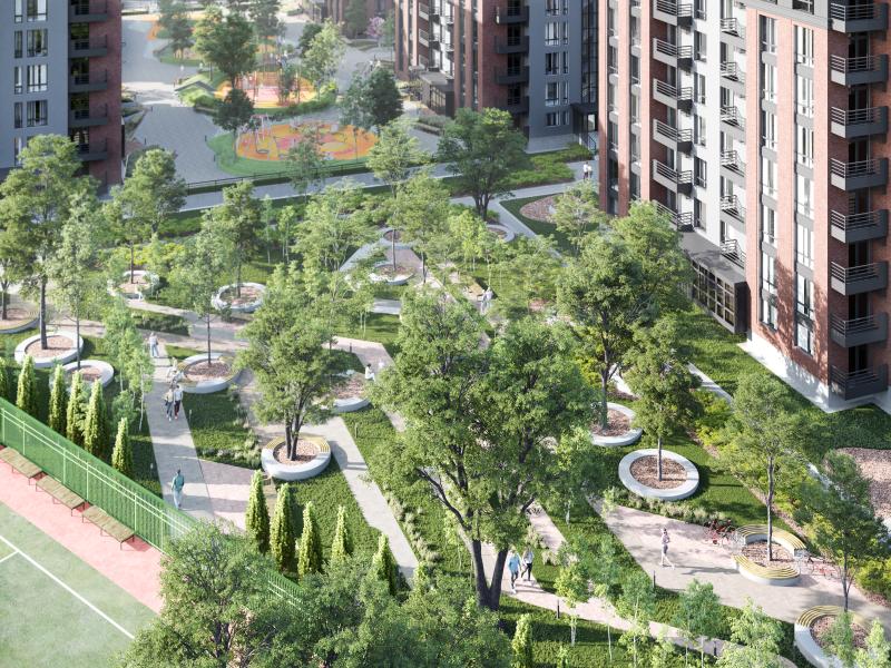 Житловий квартал «West Towers» в Ужгороді - найвигідніша інвестиція в майбутнє (ФОТО), фото-3