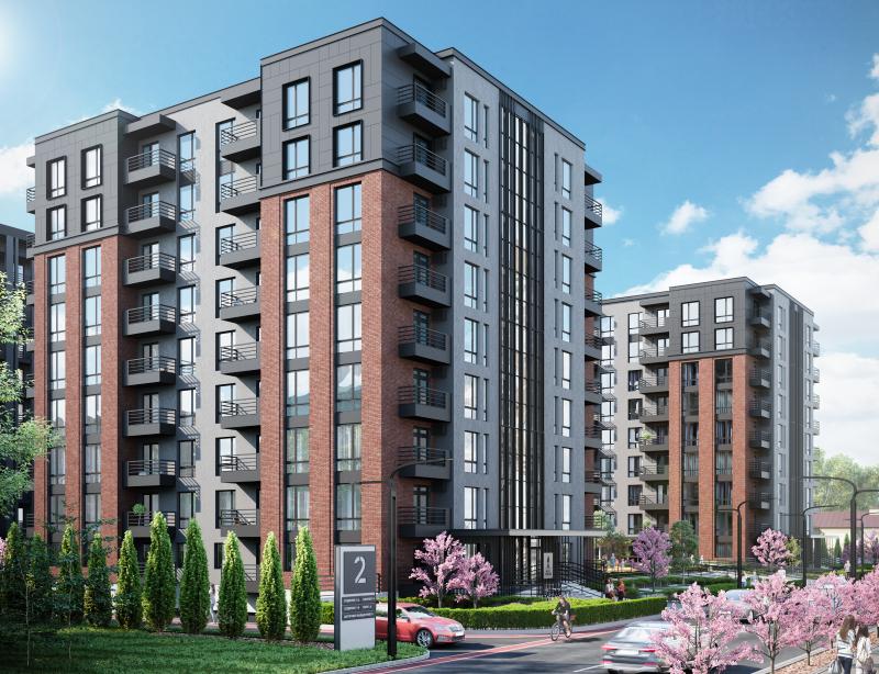 Житловий квартал «West Towers» в Ужгороді - найвигідніша інвестиція в майбутнє (ФОТО), фото-1