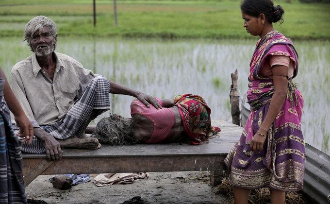 """Понад 80 осіб загинули: в Індії та Бангладеш лютує циклон """"Амфан"""" (ФОТО), фото-1"""