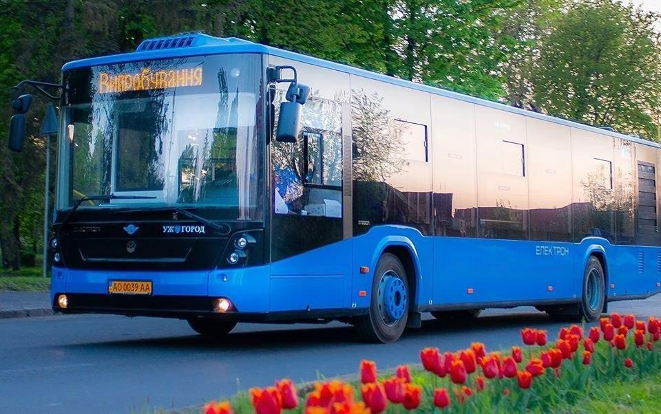 Низькопідлогові, на 100 пасажирів: Ужгород купує ще 7 автобусів Електрон (ФОТО), фото-1