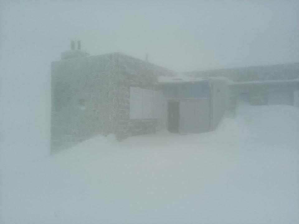 Третій день літа: у Карпатах падає сніг, хмарно температура нижче нуля (ФОТО), фото-1