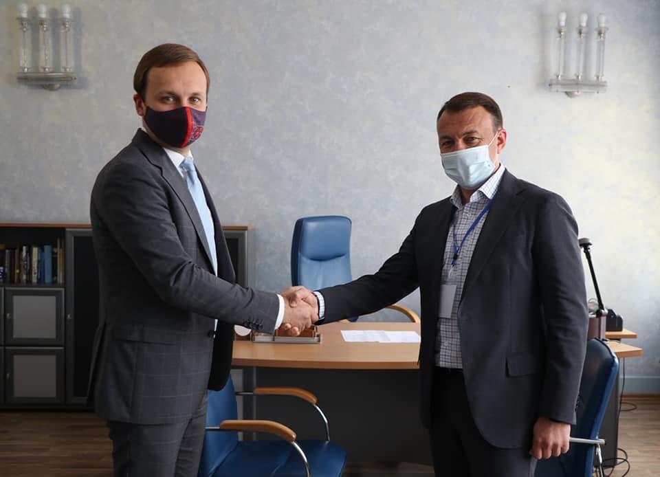 Куруватиме економічний напрямок: Олексій Петров представив нового заступника Віталія Цвігуна, фото-1