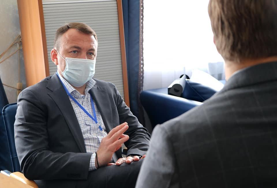 Куруватиме економічний напрямок: Олексій Петров представив нового заступника Віталія Цвігуна, фото-2