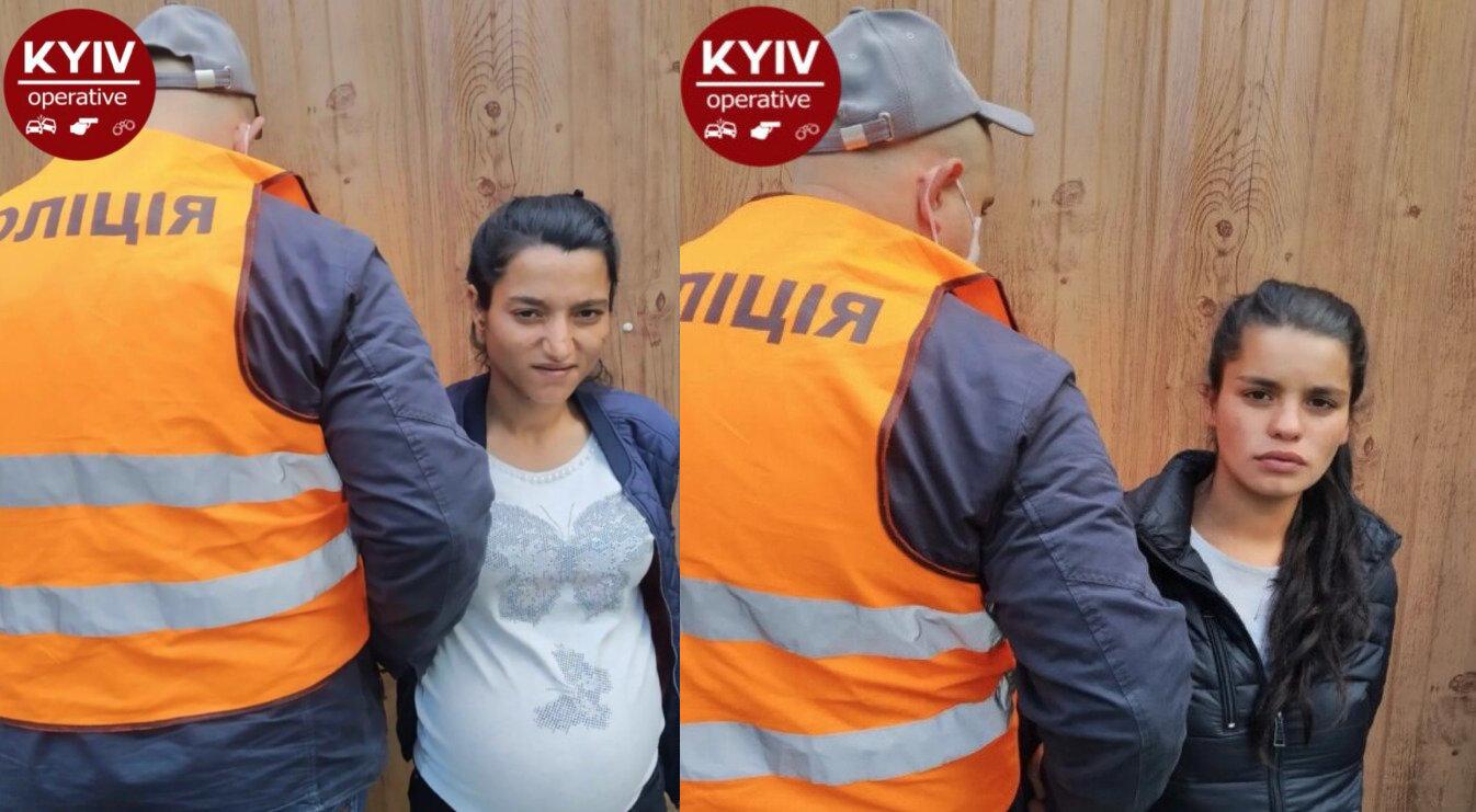 Своїх жертв беруть у коло: у Києві закарпатські ромки масово грабують перехожих (ФОТО), фото-2
