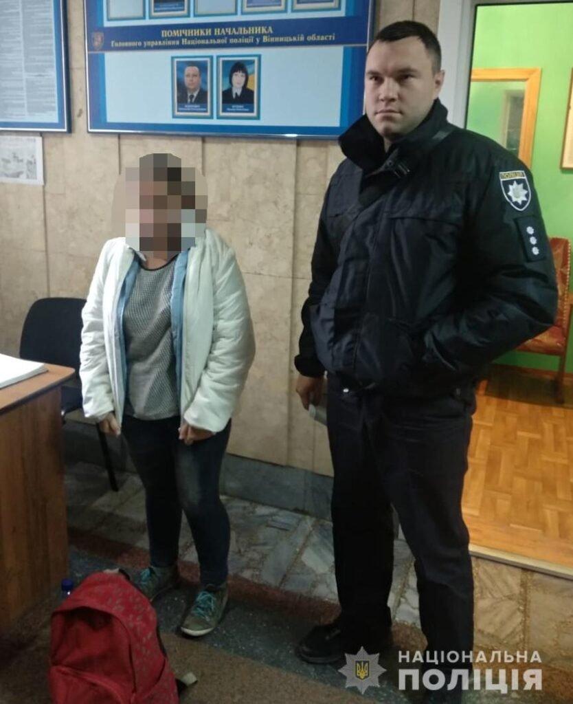 Посварилась з батьками та пішла з дому: правоохоронці виявили 14-річну закарпатку на Вінниччині, фото-1