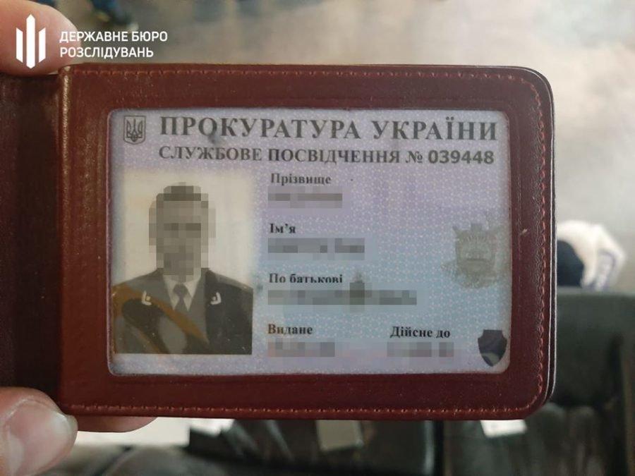 ДБР затримало на хабарі у 100 тисяч доларів прокурора (ФОТО), фото-2