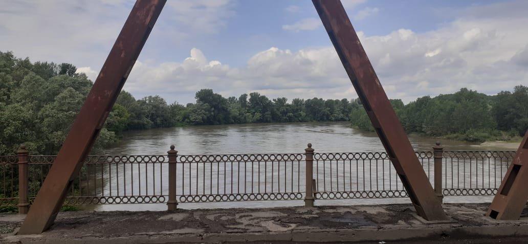 Стрибнув з мосту: угорські прикордонники витягли з Тиси чоловіка, якого віднесло течією (ФОТО), фото-3