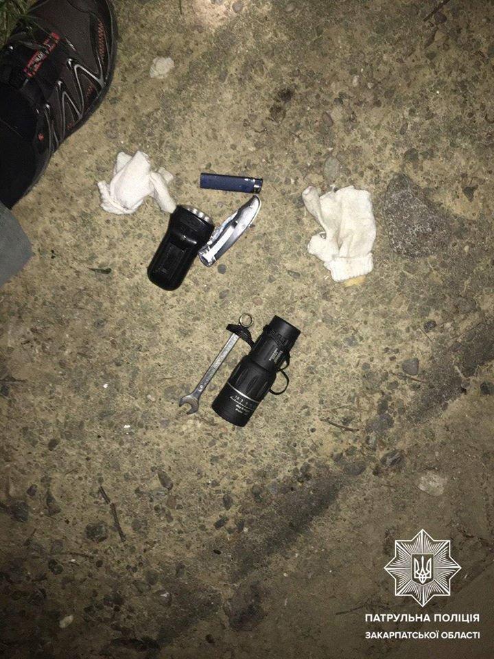 Завдяки небайдужому ужгородцю патрульні затримали грабіжника (ФОТО), фото-3