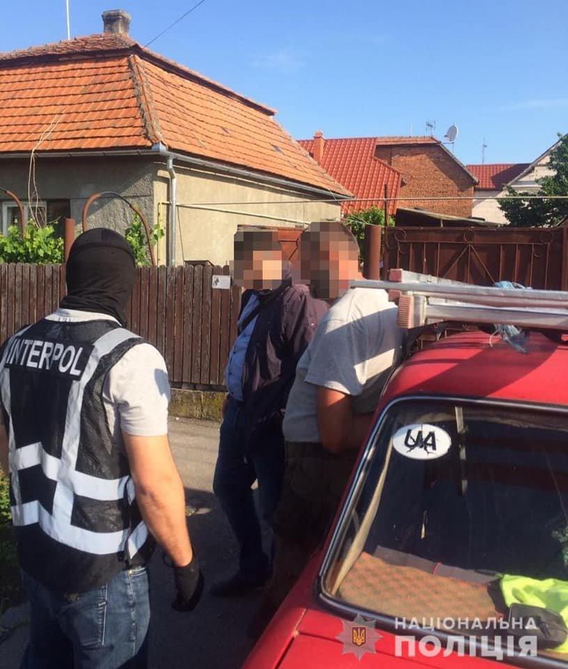 На Закарпатті затримали серійного злочинця, який перебував у міжнародному розшуку (ФОТО), фото-1