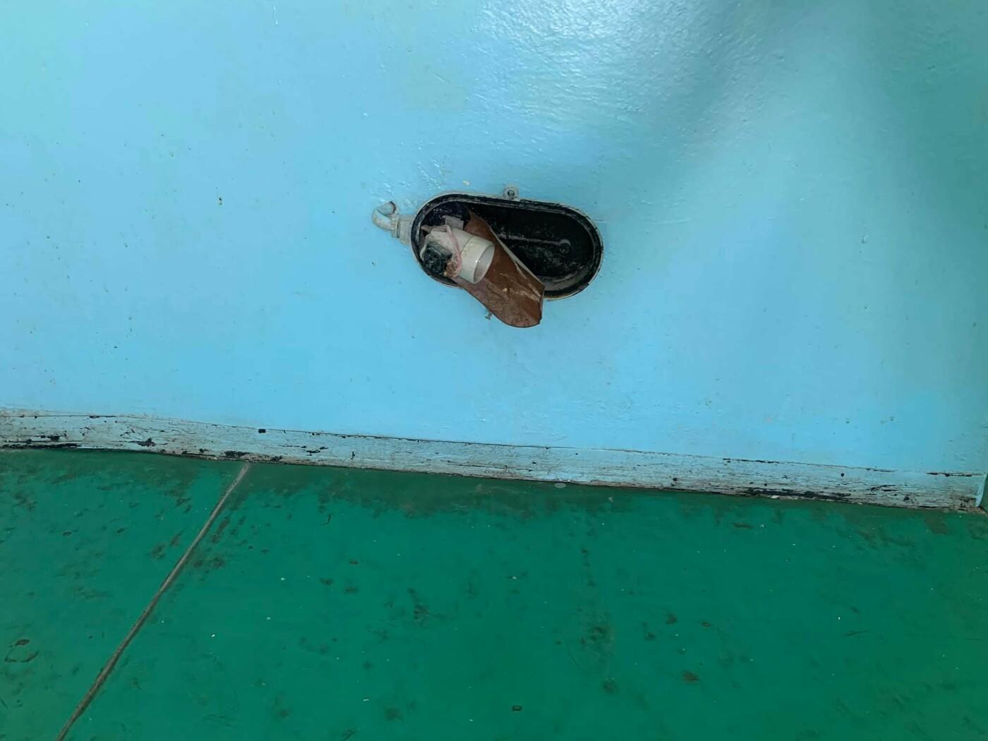 Грибок і розруха: мережу шокували світлини пологового відділення у Мукачеві (ФОТО), фото-6