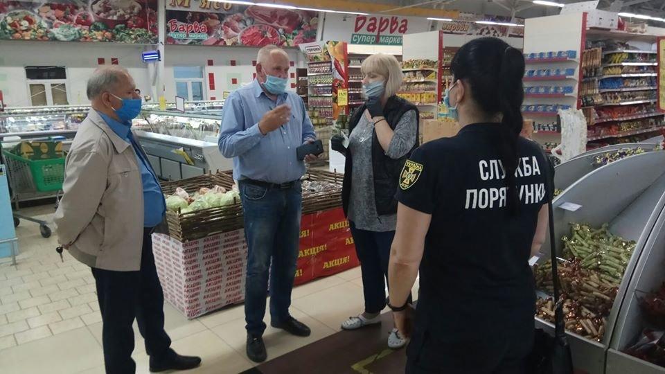 У Виноградові поліція та держпродспоживслужба провела рейд по закладах громадського харчування та торгівлі (ФОТО), фото-1