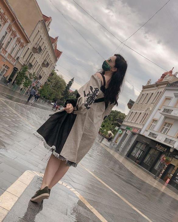 Подорожує Закарпаттям: телеведуча Соломія Вітвіцька розповіла про улюблені місця в Ужгороді (ФОТО), фото-1