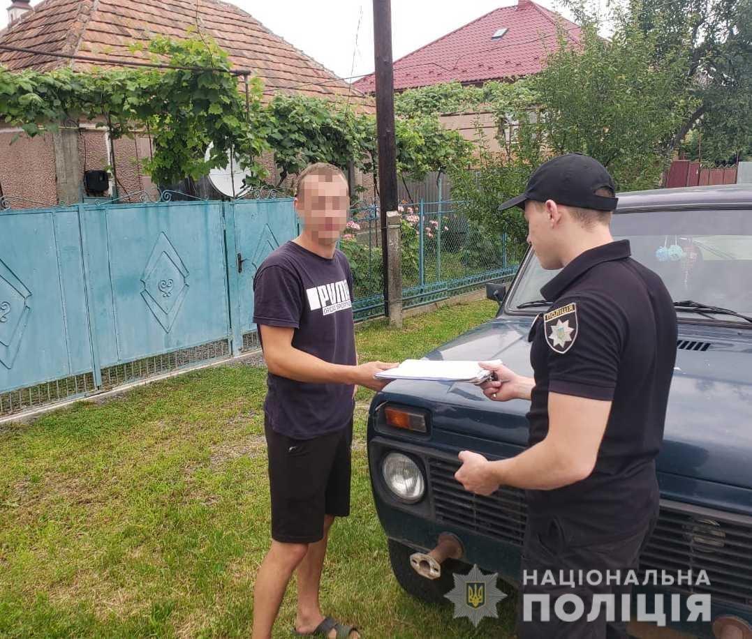 Закарпатські правоохоронці  розшукали двох юнаків, які нищили автівки служби таксі (ФОТО), фото-2