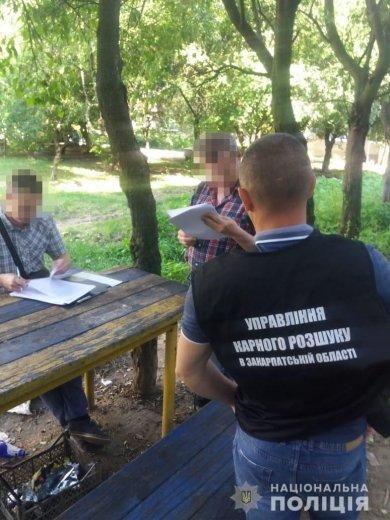 Злочинне угруповання грального бізнесу викрили у Берегові (ФОТО), фото-1