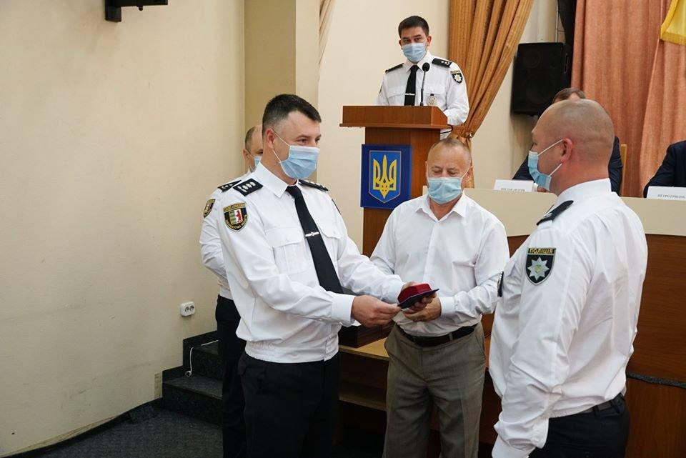 В Ужгороді відбулися урочистості з нагоди 5-ої річниці з дня створення Національної поліції України (ФОТО), фото-3