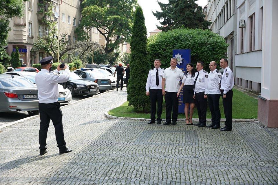 В Ужгороді відбулися урочистості з нагоди 5-ої річниці з дня створення Національної поліції України (ФОТО), фото-5