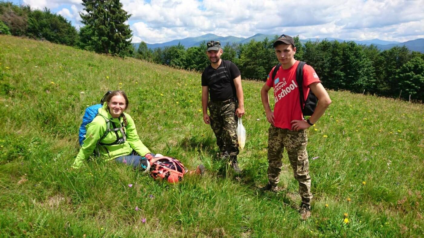 Заради безпеки туристів: Закарпатські рятувальники обстежили гірський маршрут на Рахівщині (ФОТО), фото-1