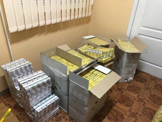 8 ящиків тютюнової контрабанди перехопили прикордонники Мукачівського загону (ФОТО), фото-3