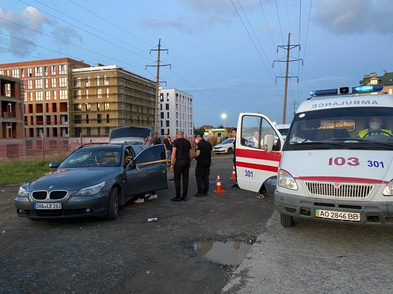 Стрілянина в Ужгороді: двоє людей поранені, нападника розшукує поліція (ФОТО), фото-3