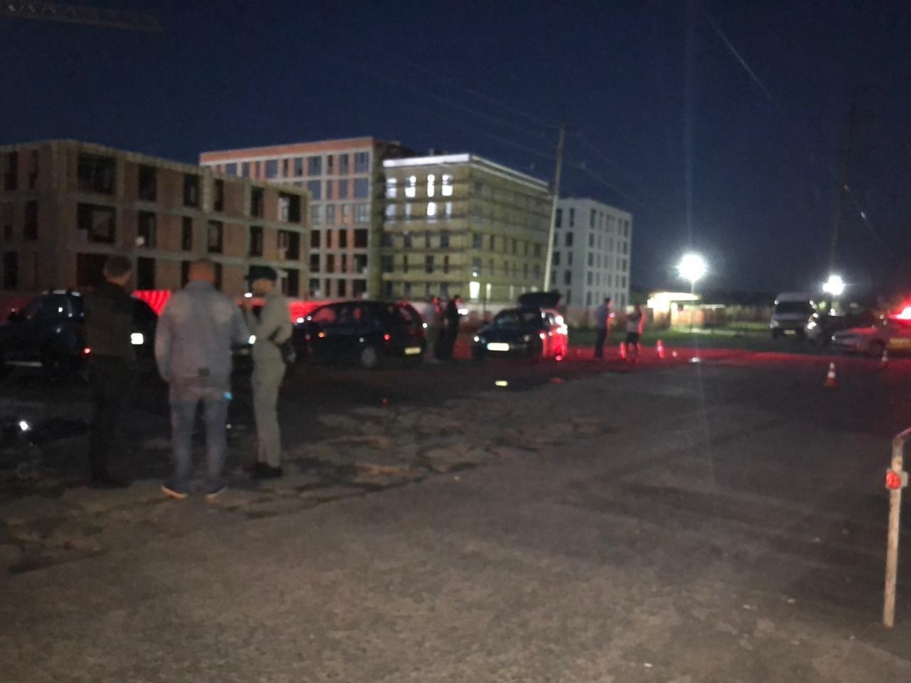 Офіційні подробиці стрілянини в Ужгороді: ймовірною причиною конфлікту стали борги (ФОТО), фото-1