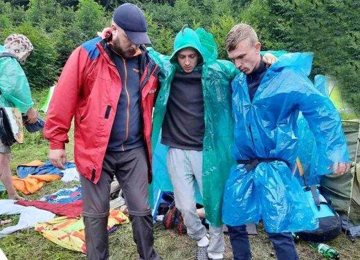 Закарпатські рятувальники двічі за добу допомагали туристам в Карпатах (ФОТО), фото-1