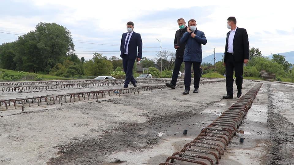 10 років очікування: на Закарпатті добудують буштинський міст (ФОТО), фото-1