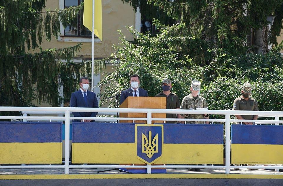 В Ужгороді вітали з поверненням бійців 128-ї окремої гірсько-штурмової Закарпатської бригади (ФОТО), фото-2
