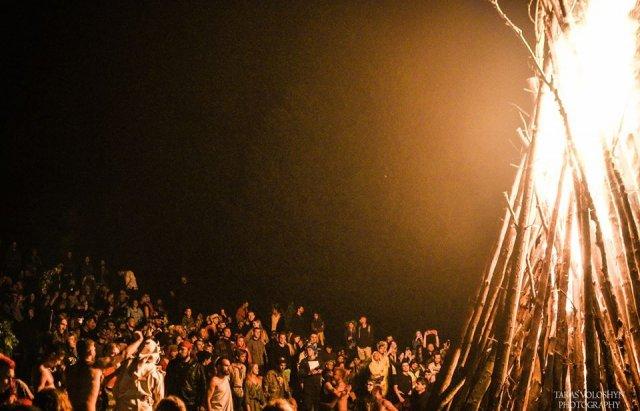 """Епідемія COVID-19 зачекає: на Закарпатті відбувся фестиваль """"Шипіт"""" (ФОТО), фото-3"""
