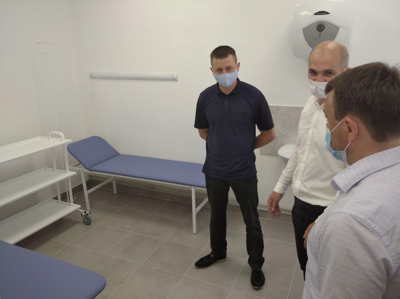 Голова Закарпатської ОДА відкрив три нові амбулаторії на Закарпатті (ВІДЕО), фото-2