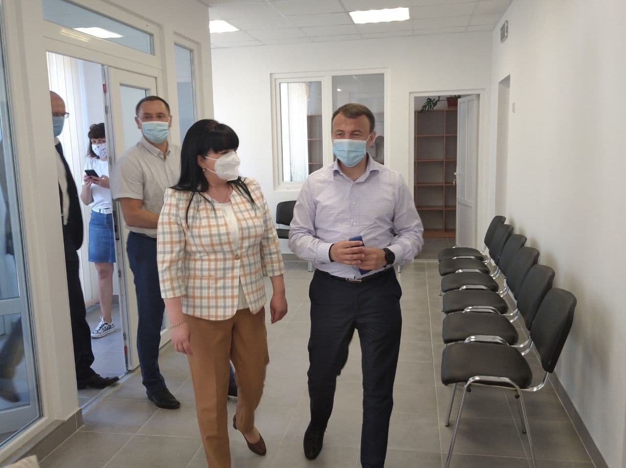 Голова Закарпатської ОДА відкрив три нові амбулаторії на Закарпатті (ВІДЕО), фото-8