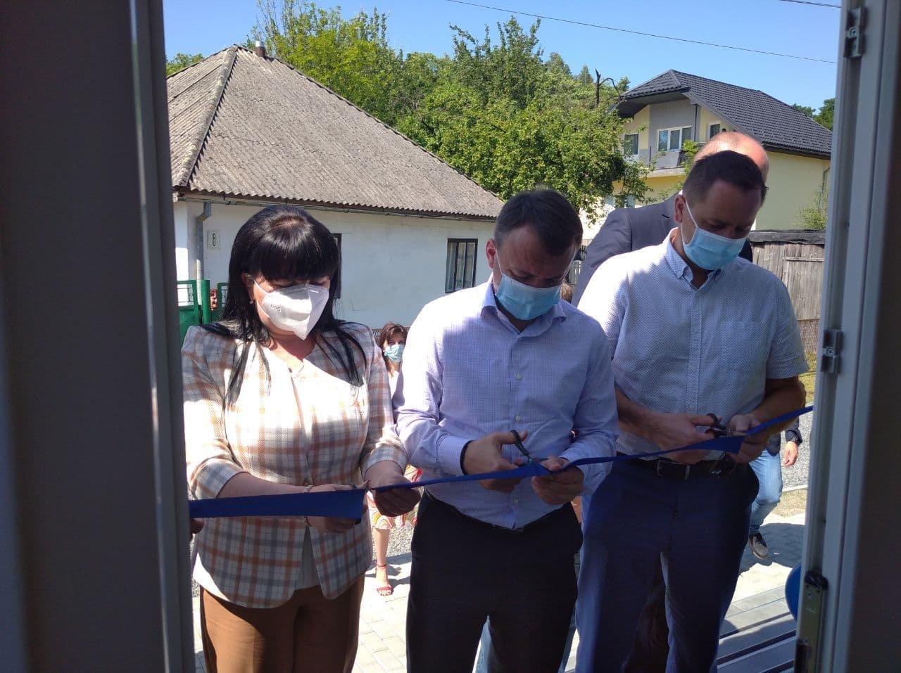 Голова Закарпатської ОДА відкрив три нові амбулаторії на Закарпатті (ВІДЕО), фото-7
