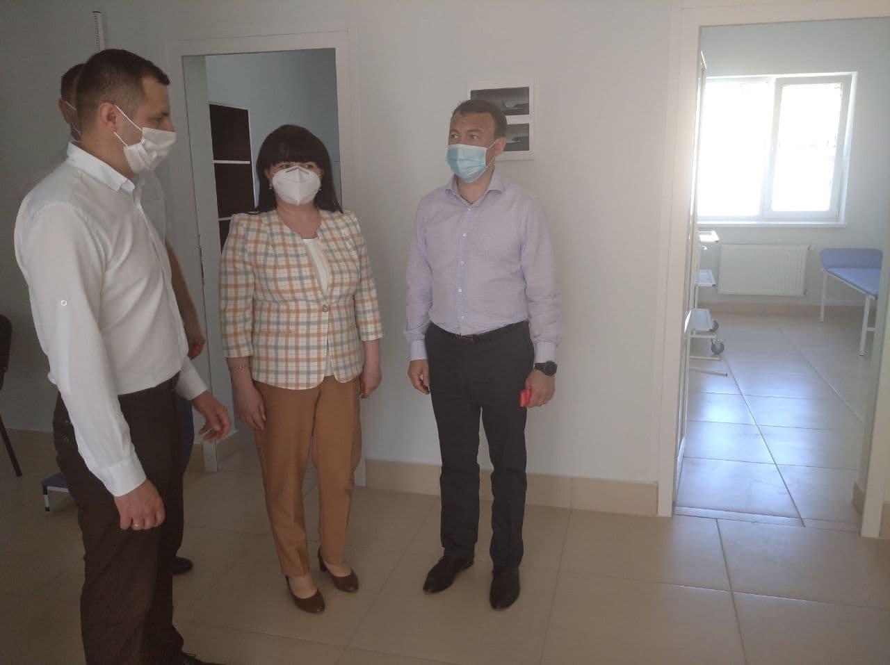 Голова Закарпатської ОДА відкрив три нові амбулаторії на Закарпатті (ВІДЕО), фото-10