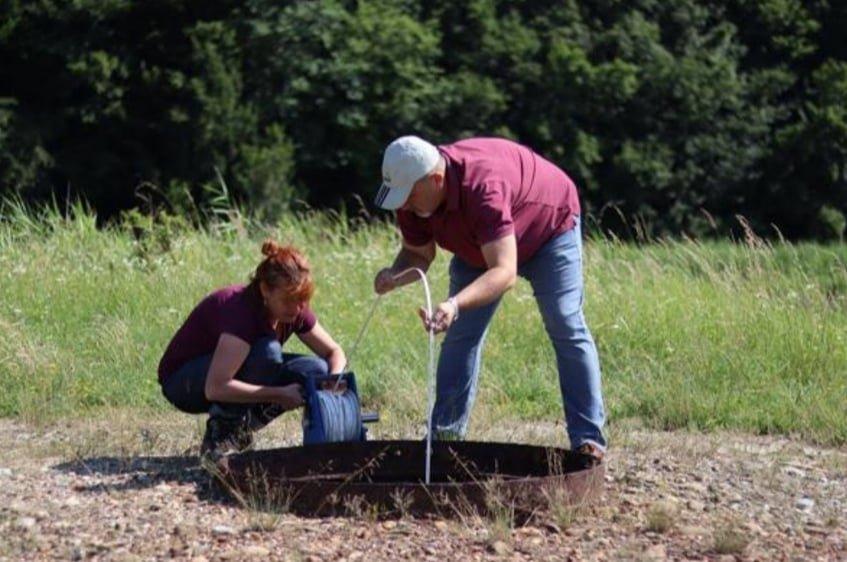 На Закарпаття приїхали науковці з-за кордону: вивчають потік підземних вод у Солотвині (ФОТО), фото-2