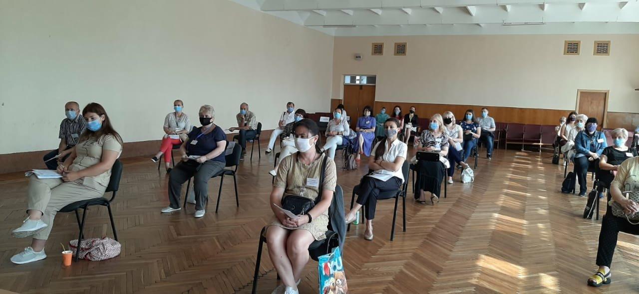 На Закарпатті основна сесія ЗНО-2020 завершилася тестуванням з хімії (ФОТО), фото-4